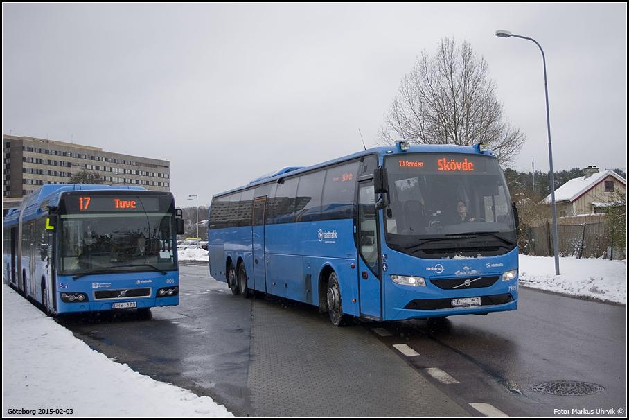 Bildgalleri Bussar Sverige N Nobina 7900