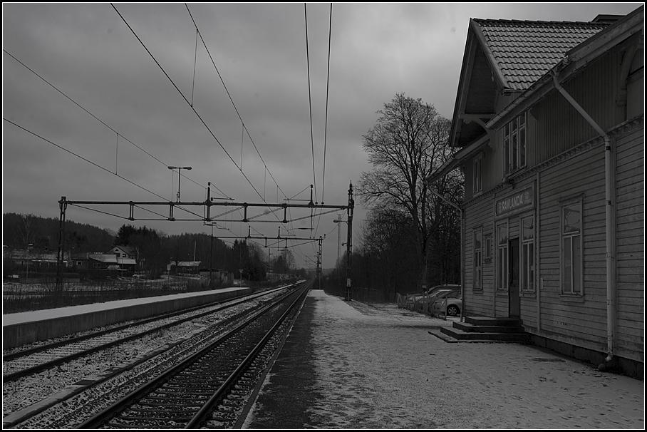 Rävlanda station